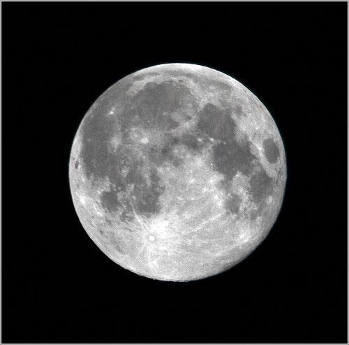 Luna Llena Fases Lunares