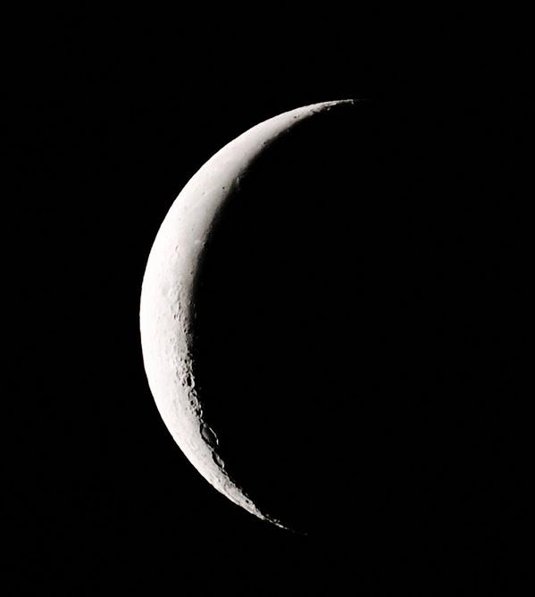 Dibujo luna menguante imagui for Cuarto menguante de la luna
